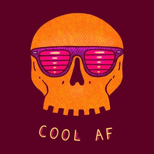 Design for Cool AF Skull