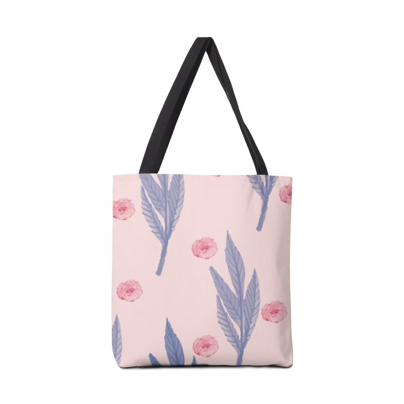Roses 1 in Tote Bag by Lena Ilustra's Artist Shop