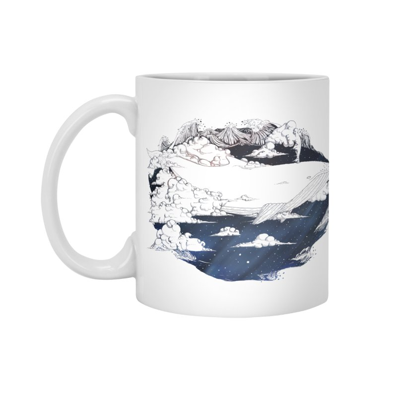 Dream Big Accessories Mug by Lenny B. on Threadless