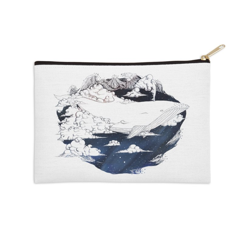 Dream Big Accessories Zip Pouch by Lenny B. on Threadless