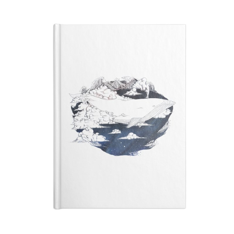 Dream Big Accessories Notebook by Lenny B. on Threadless