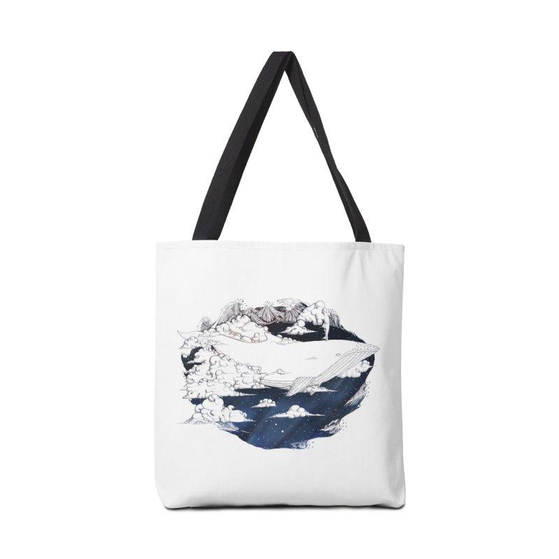 Dream Big Accessories Bag by Lenny B. on Threadless