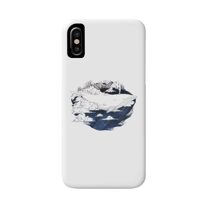 Dream Big Accessories Phone Case by Lenny B. on Threadless