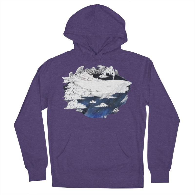 Dream Big Women's Pullover Hoody by Lenny B. on Threadless