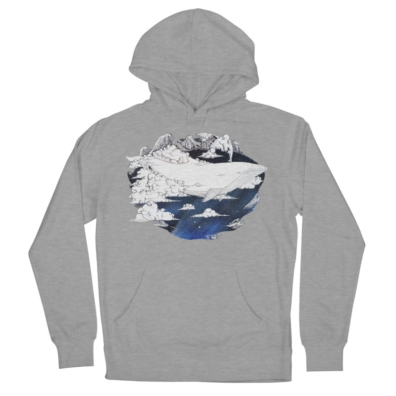 Dream Big Men's Pullover Hoody by Lenny B. on Threadless