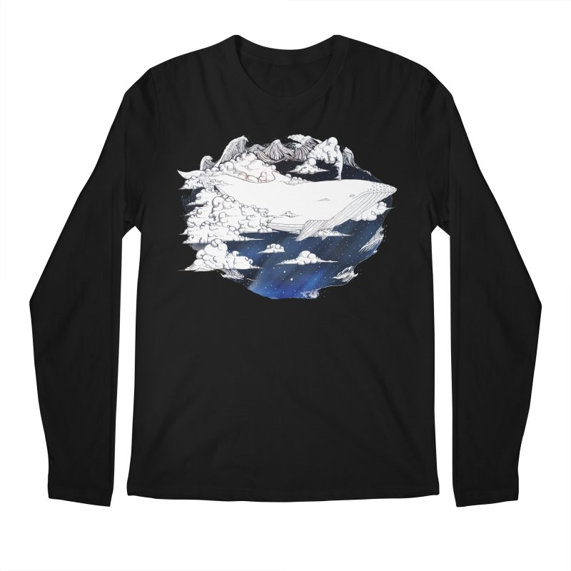 Dream Big Men's Longsleeve T-Shirt by Lenny B. on Threadless
