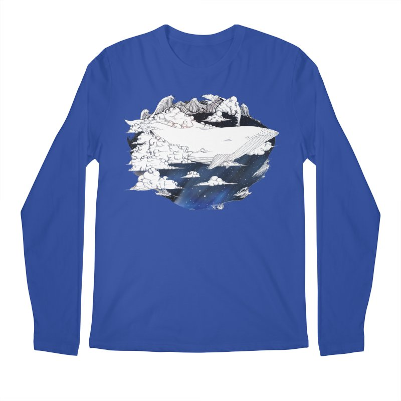 Dream Big Men's Longsleeve T-Shirt by Lenny B. on Threadless