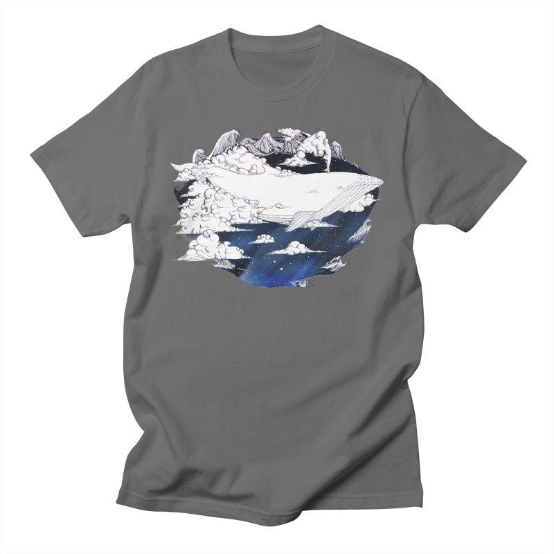 Dream Big Men's T-Shirt by Lenny B. on Threadless