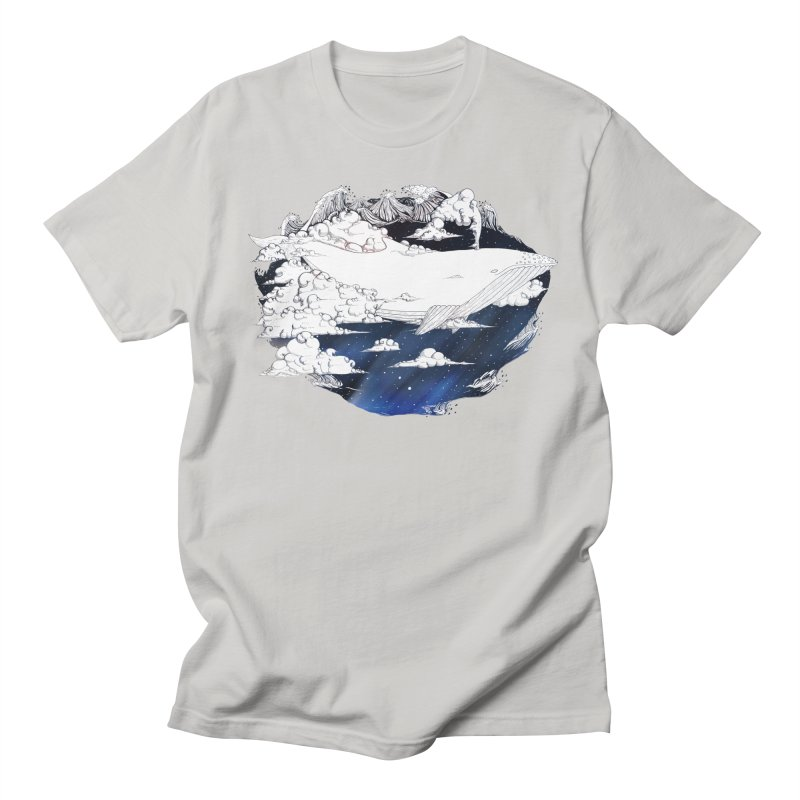 Dream Big Men's T-Shirt by Lenny B. on Threadless