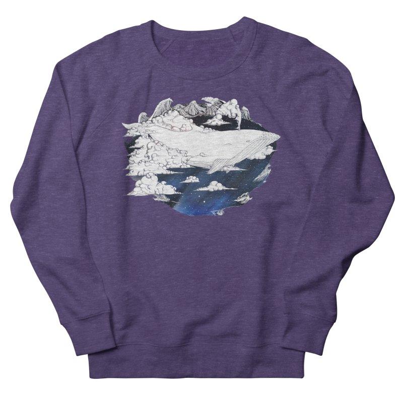 Dream Big Women's French Terry Sweatshirt by Lenny B. on Threadless
