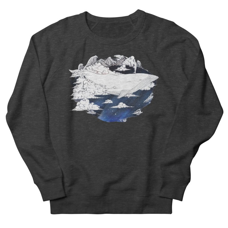 Dream Big Men's Sweatshirt by Lenny B. on Threadless