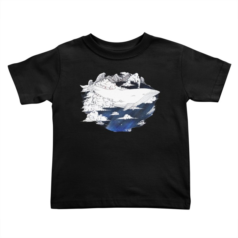 Dream Big Kids Toddler T-Shirt by Lenny B. on Threadless