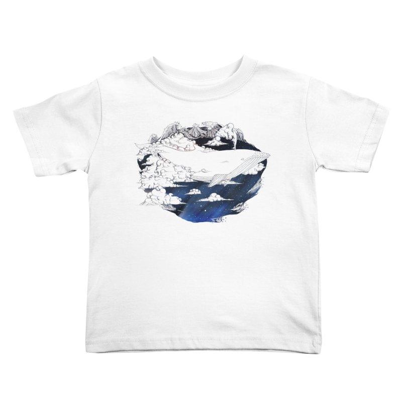 Dream Big Kids Toddler T-Shirt by Lenny B. on Threadless
