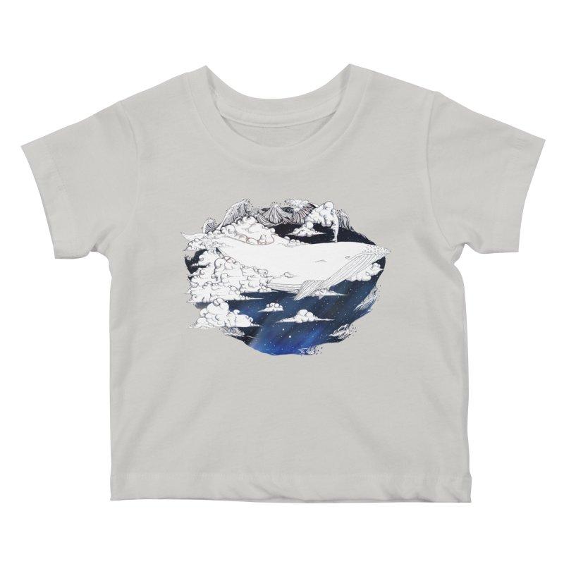 Dream Big Kids Baby T-Shirt by Lenny B. on Threadless