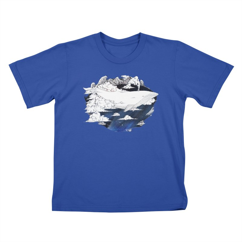 Dream Big Kids T-shirt by Lenny B. on Threadless