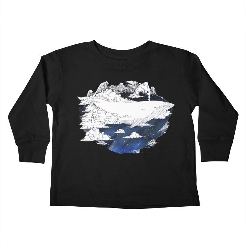 Dream Big Kids Toddler Longsleeve T-Shirt by Lenny B. on Threadless