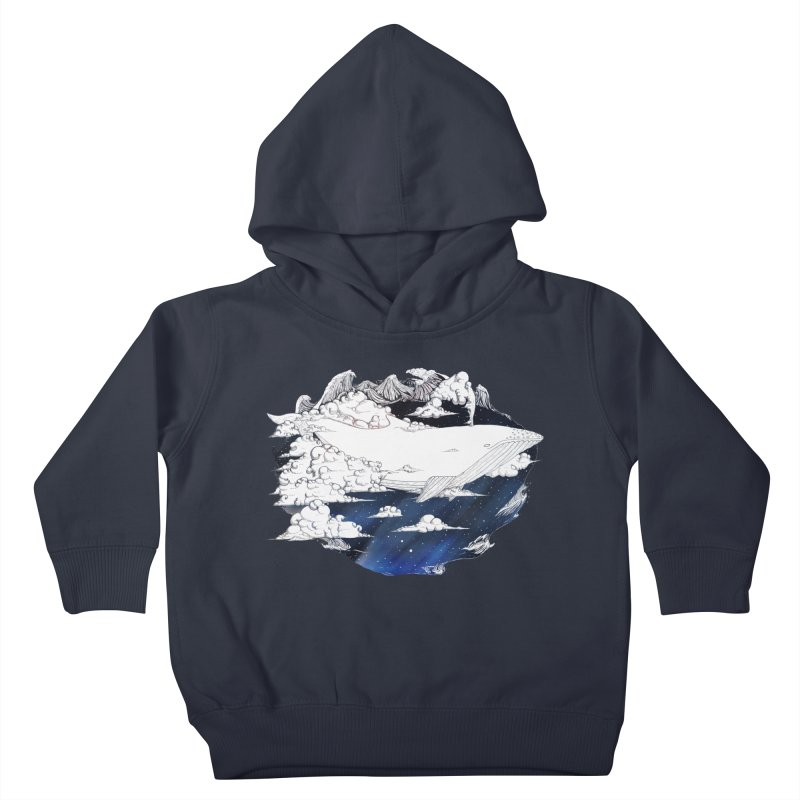 Dream Big Kids Toddler Pullover Hoody by Lenny B. on Threadless