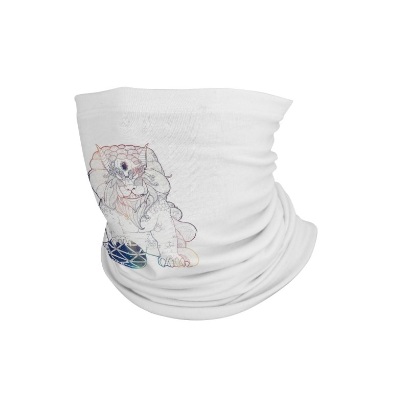 Shisa Accessories Neck Gaiter by Lenny B. on Threadless