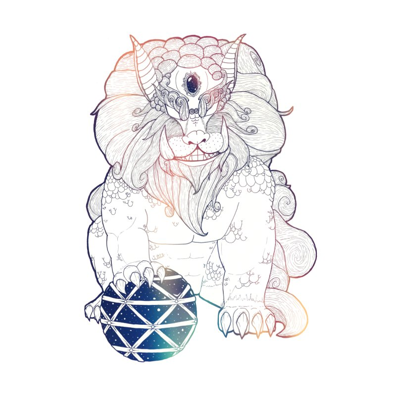 Shisa None  by Lenny B. on Threadless