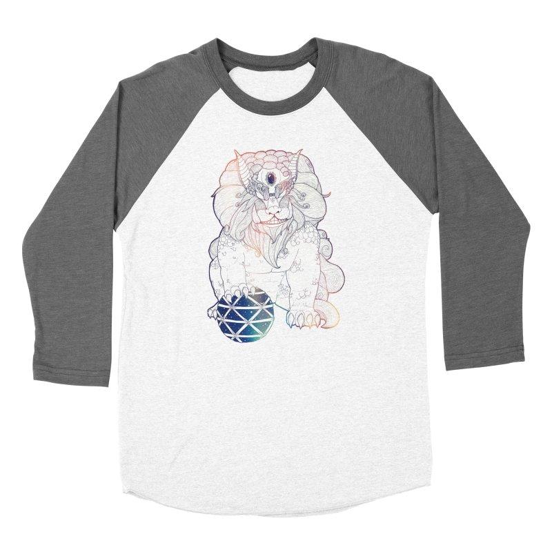 Shisa Women's Longsleeve T-Shirt by Lenny B. on Threadless