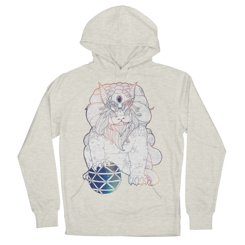 Shisa Men's French Terry Pullover Hoody by Lenny B. on Threadless