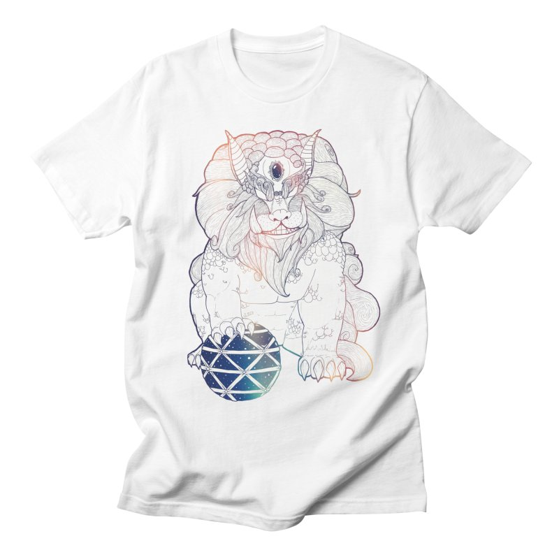 Shisa Women's Unisex T-Shirt by Lenny B. on Threadless