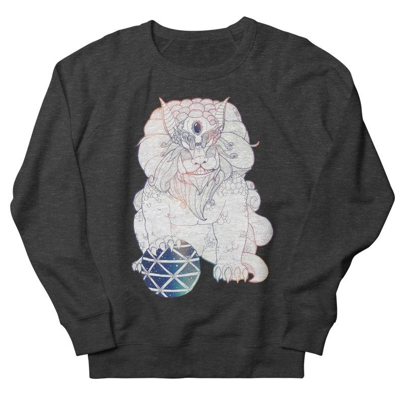 Shisa Women's French Terry Sweatshirt by Lenny B. on Threadless