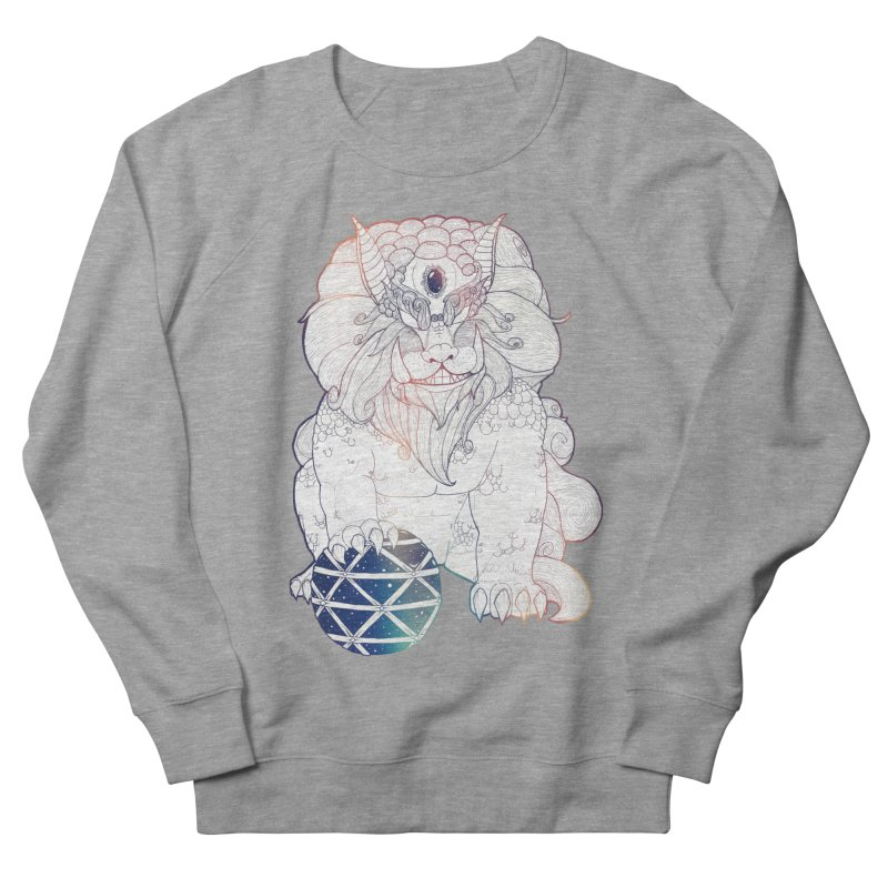 Shisa Women's Sweatshirt by Lenny B. on Threadless