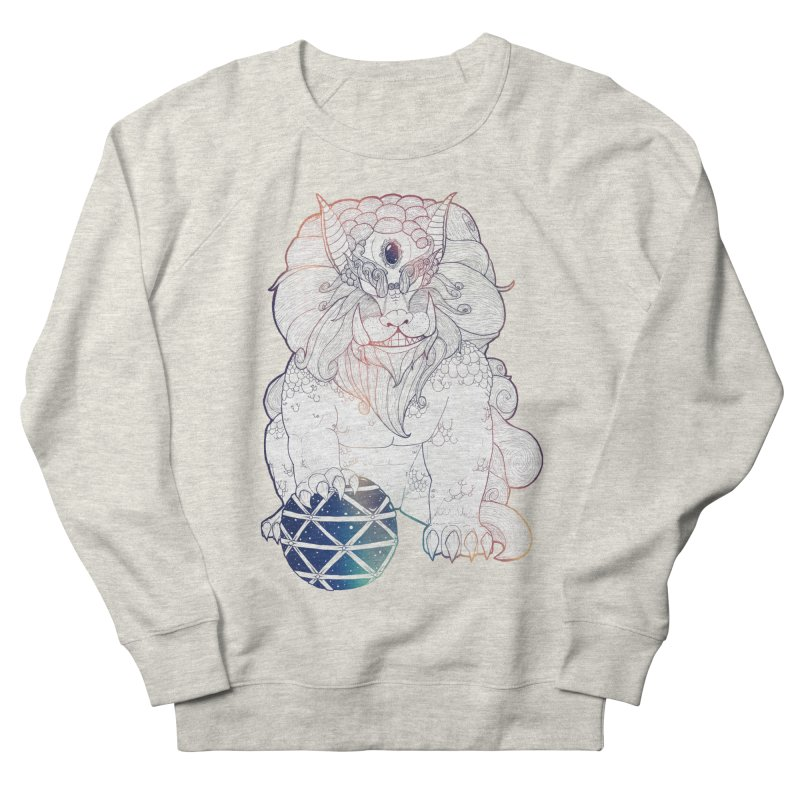 Shisa Women's Sweatshirt by Lenny B. on Threadless