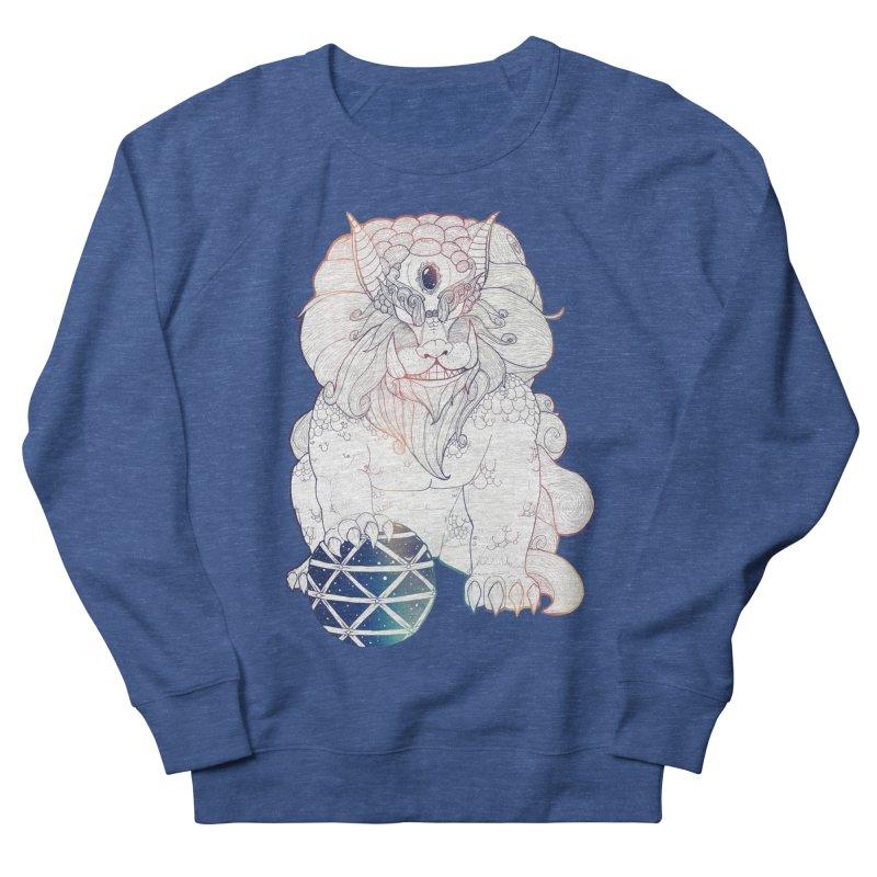 Shisa Men's Sweatshirt by Lenny B. on Threadless