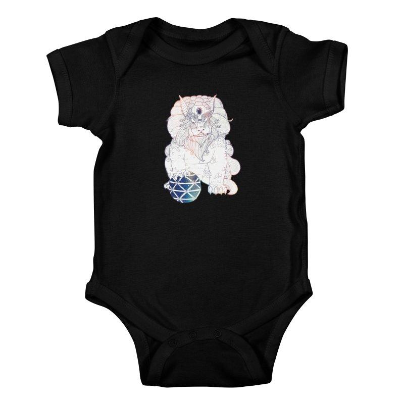 Shisa Kids Baby Bodysuit by Lenny B. on Threadless