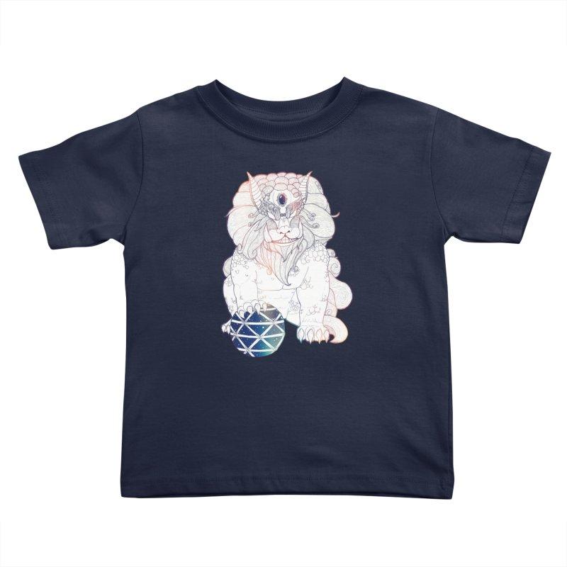 Shisa Kids Toddler T-Shirt by Lenny B. on Threadless