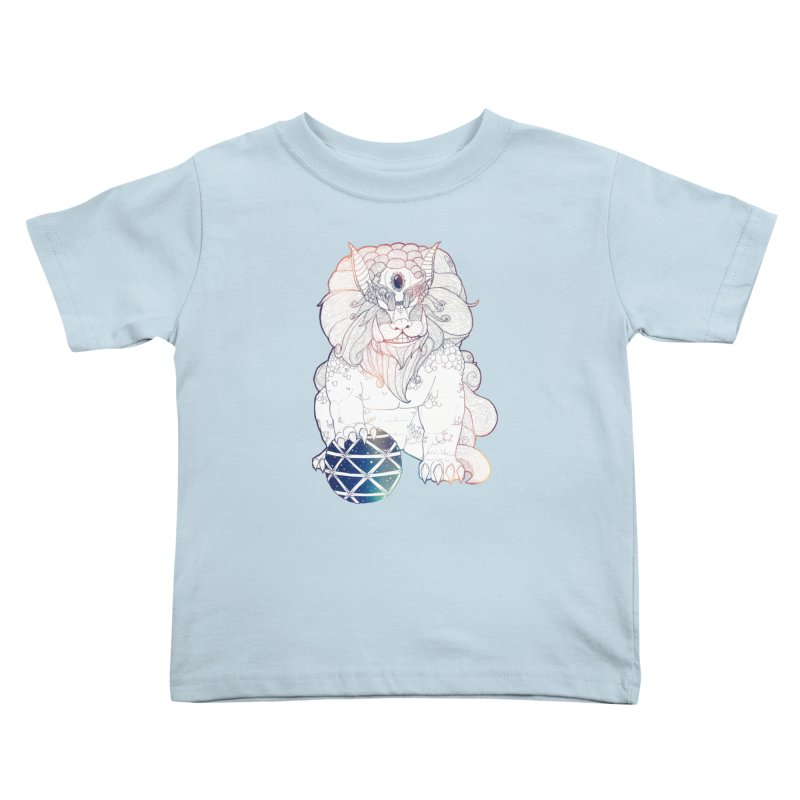 Shisa Kids Toddler T-Shirt by Lenny B. on Threadless