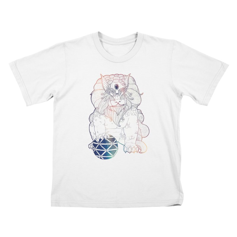 Shisa Kids T-shirt by Lenny B. on Threadless