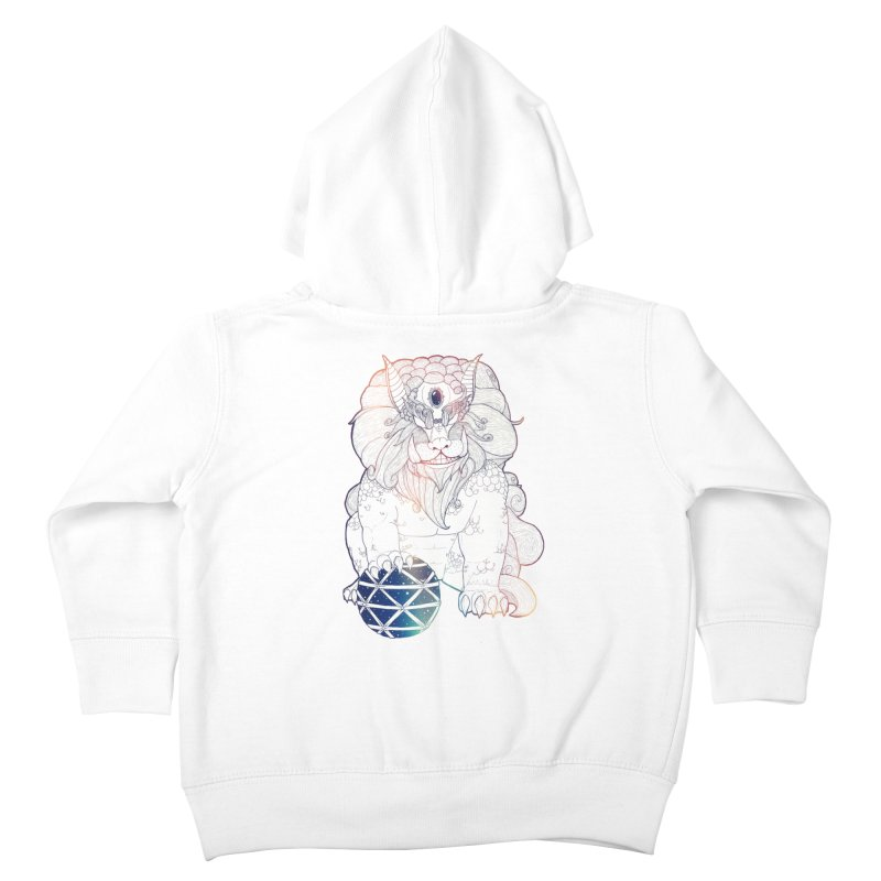 Shisa Kids Toddler Zip-Up Hoody by Lenny B. on Threadless