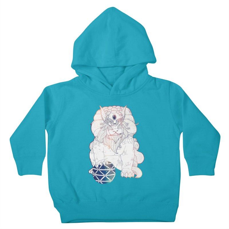 Shisa Kids Toddler Pullover Hoody by Lenny B. on Threadless