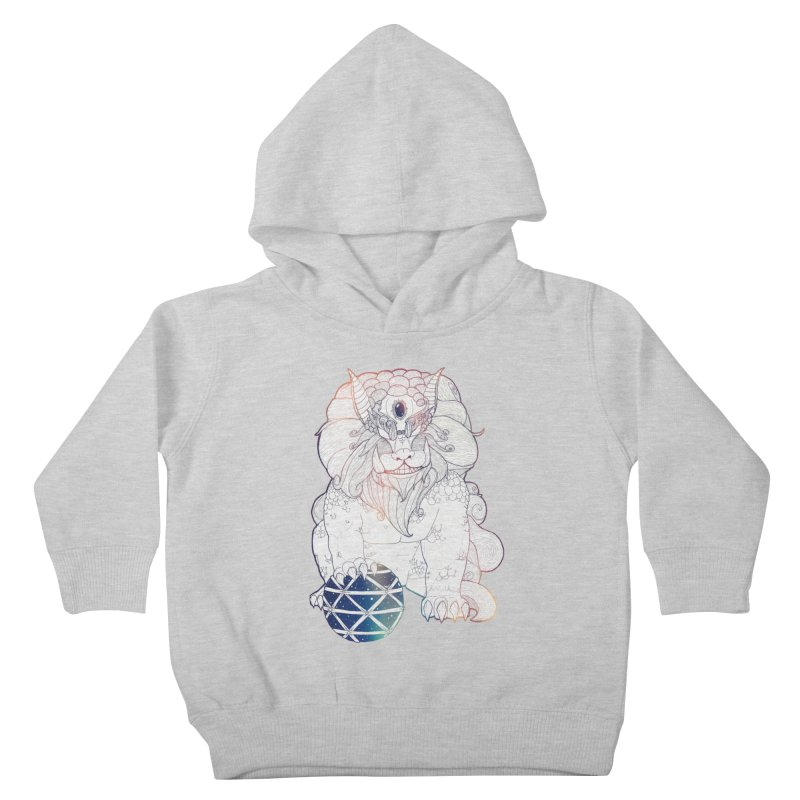 Shisa Kids Toddler Pullover Hoody by Lenny B. on Threadless