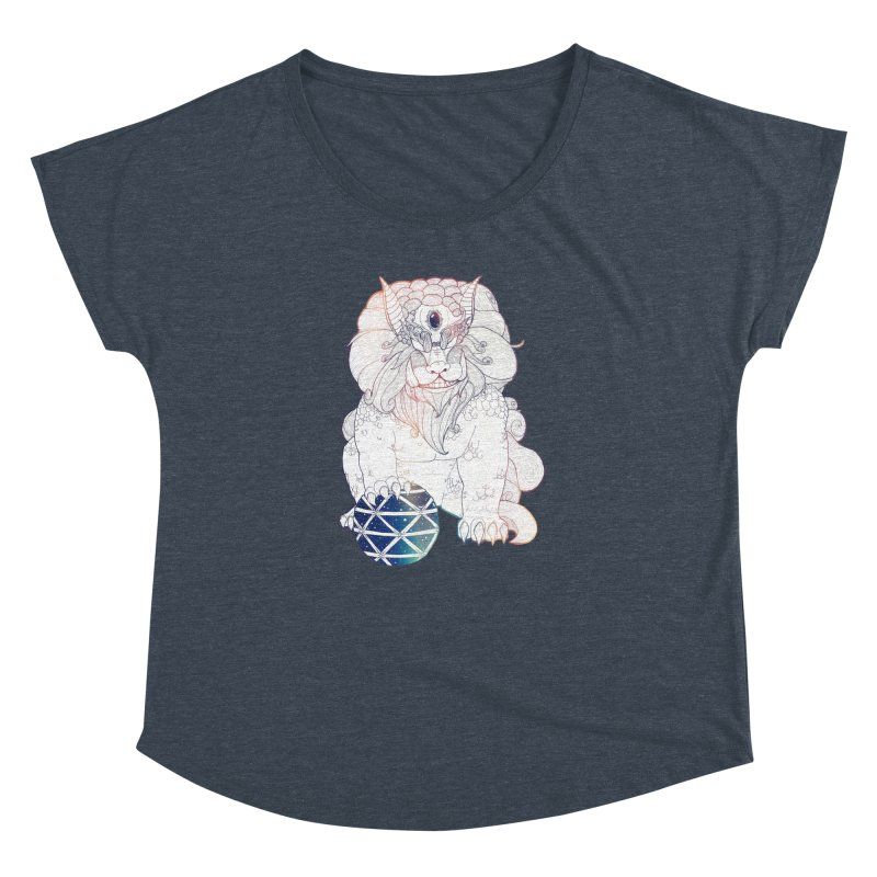 Shisa Women's Dolman by Lenny B. on Threadless
