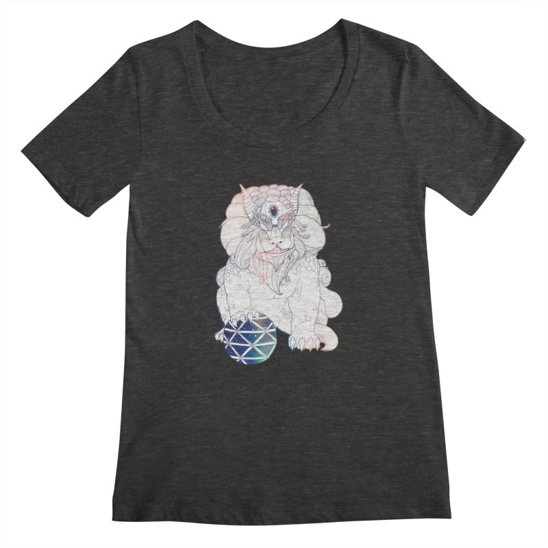 Shisa   by Lenny B. on Threadless