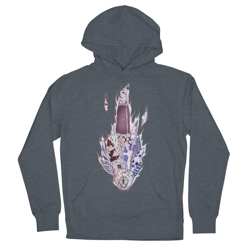 Mysteries of the Heart Women's Pullover Hoody by Lenny B. on Threadless