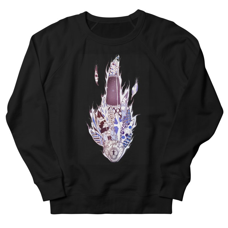 Mysteries of the Heart Women's Sweatshirt by Lenny B. on Threadless