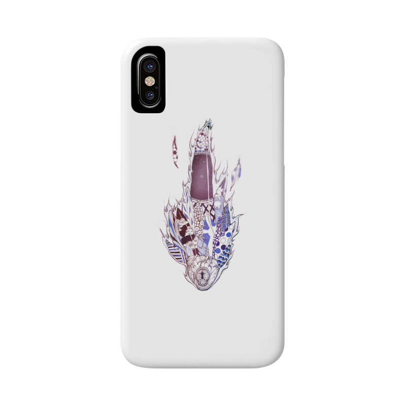 Mysteries of the Heart Accessories Phone Case by Lenny B. on Threadless