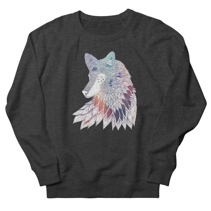 Lone Wolf   by Lenny B. on Threadless