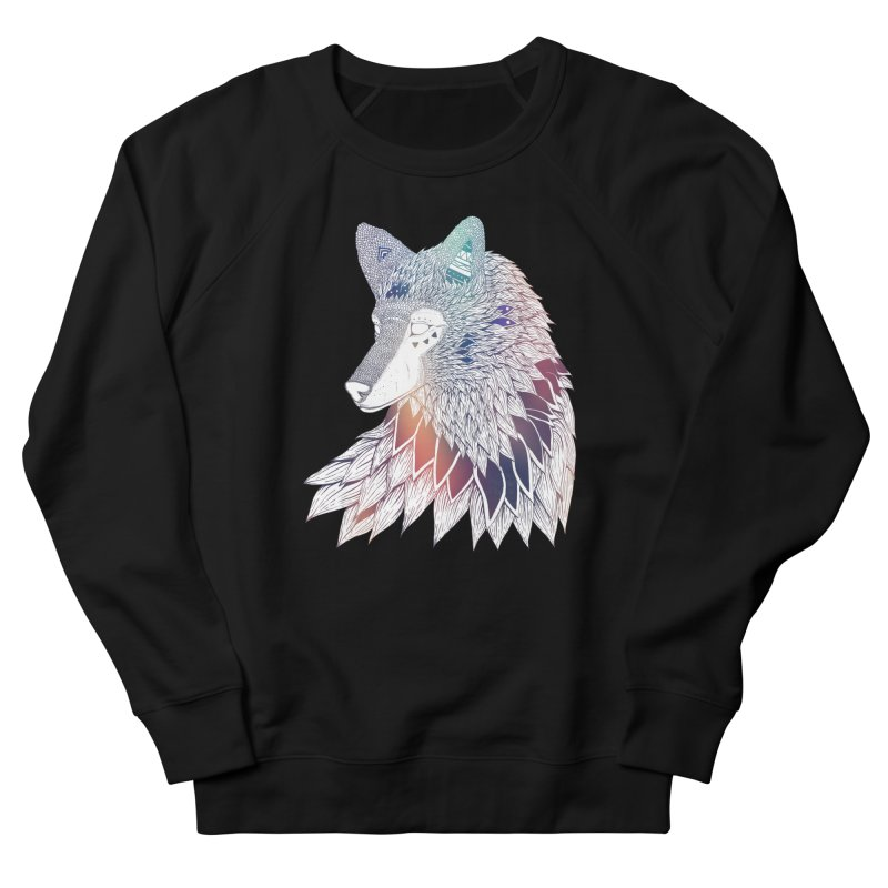 Lone Wolf Women's Sweatshirt by Lenny B. on Threadless