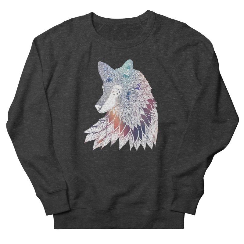 Lone Wolf Men's Sweatshirt by Lenny B. on Threadless