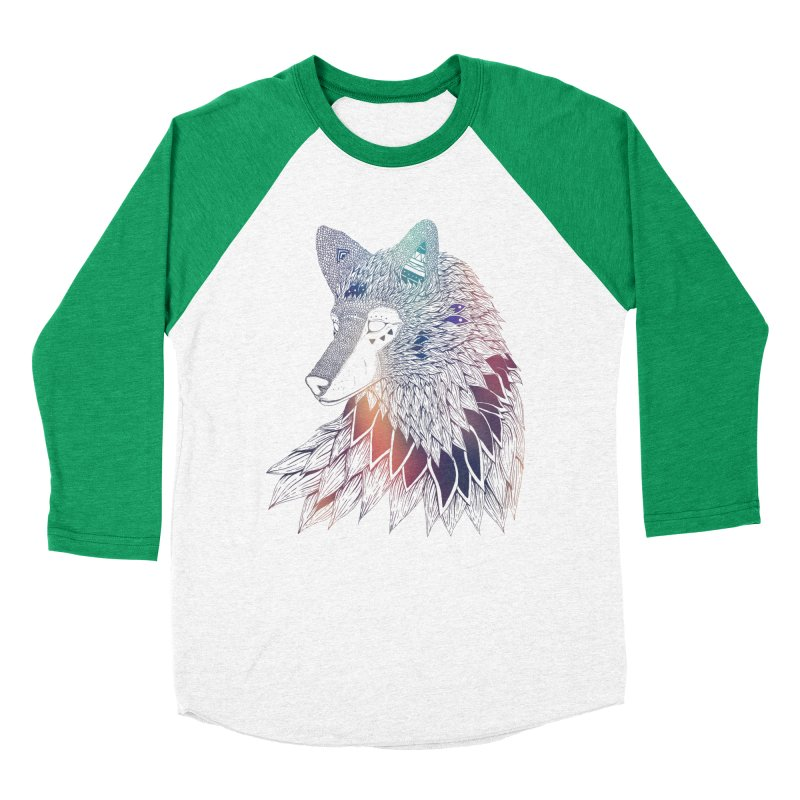 Lone Wolf   by Lenny B. on Threadless