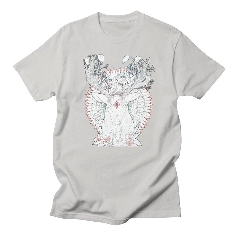 Deer, Oh, Deer Men's T-Shirt by Lenny B. on Threadless