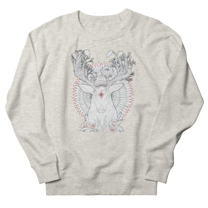 Deer, Oh, Deer Women's Sweatshirt by Lenny B. on Threadless