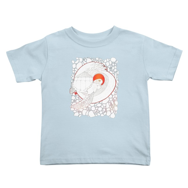Home, Sweet Home Kids Toddler T-Shirt by Lenny B. on Threadless