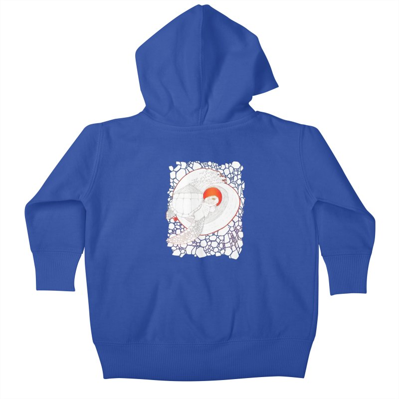 Home, Sweet Home Kids Baby Zip-Up Hoody by Lenny B. on Threadless